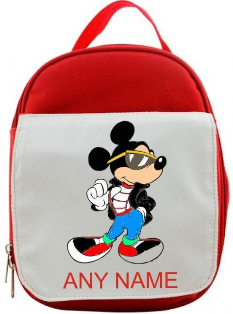 Mickey Mouse Lunch Bag 2